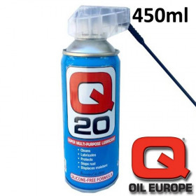 Q20 Oil 450ml ΛΙΠΑΝΤIKO ΣΠΡΕΥ