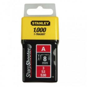 STANLEY 1-TRA205T ΔΙΧΑΛΑ 8mm 1000τεμ