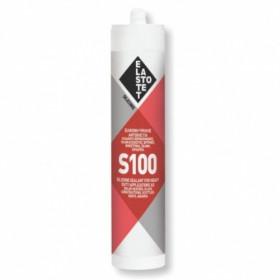 ELASTOTET S100 ΔΙΑΦΑΝΗ ΣΙΛΙΚΟΝΗ 280ml