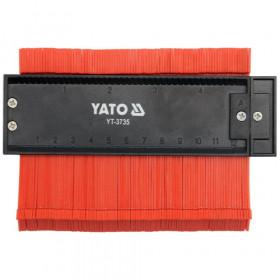 YATO YT-3735 ΠΑΝΤΟΓΡΑΦΟΣ 125mm (shapy)