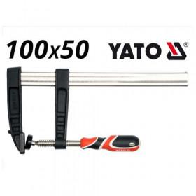 YATO YT-6440 ΣΦΙΓΚΤΗΡΑΣ ΜΑΡΑΓΚΩΝ 100x50ΜΜ
