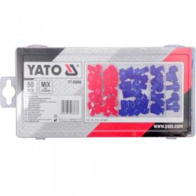 YATO YT-06868 ΚΛΕΜΕΣ ΣΕΤ 50ΤΕΜ