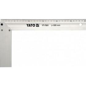 YATO YT-7080 ΓΩΝΙΑ ΑΛΟΥΜΙΝΙΟΥ 250MM