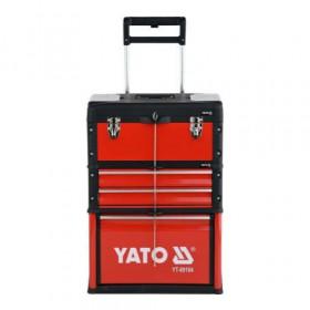 YATO YT-09104 ΤΡΟΧΗΛΑΤΟΣ ΕΡΓΑΛΕΙΟΦΟΡΟΣ ΜΕ 78 ΕΡΓΑΛΕΙΑ