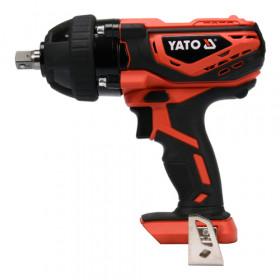 """YATO YT-82805 ΜΠΟΥΛΟΝΟΚΛΕΙΔΟ ΜΠΑΤΑΡΙΑΣ 18V 1/2"""" - 300 Nm  SOLO"""