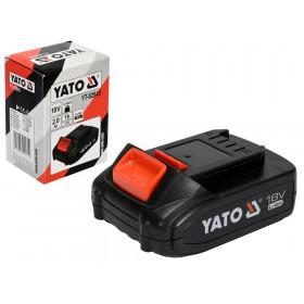 YATO YT-82842 ΜΠΑΤΑΡΙΑ Li-Ion 2Ah 18V