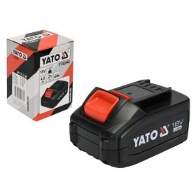 YATO YT-82844 ΜΠΑΤΑΡΙΑ Li-Ion 4Ah 18V