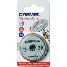 DREMEL SC456 ΤΡΟΧΟΣ ΚΟΠΗΣ ΜΕΤΑΛ. 5ΤΕΜ