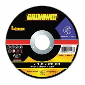 GRINDING LINEA ΔΙΣΚΟΣ ΚΟΠΗΣ ΙΝΟΧ 125x1