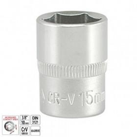 YATO ΚΑΡΥΔΑΚΙΑ ΕΞΑΓΩΝΑ 3/8 CrV (6-19 mm)
