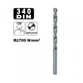 HELIX ΤΡΥΠΑΝΙ ΑΕΡΟΣ ΜΑΚΡΥ 02.0 - 10,0 mm DIN340 HSS-G