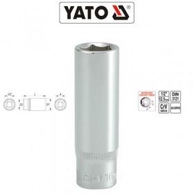YATO ΚΑΡΥΔΑΚΙΑ ΜΑΚΡΙΑ 1/2 CrV (8-21 mm)