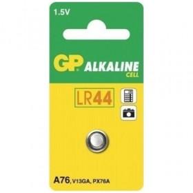 GP LR44 ΜΠΑΤΑΡΙΑ ΑΛΚΑΛΙΚΗ 1.5V A76