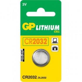 GP CR2032 3V 210MAH ΜΠΑΤΑΡΙΑ ΛΙΘΙΟΥ