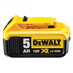 DEWALT  DCB184  ΜΠΑΤΑΡΙΑ Li-Ion 18V 5.0Ah XR