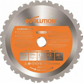 EVOLUTION EVO-B185 ΔΙΣΚΟΣ ΓΕΝΙΚΗΣ ΧΡΗΣΗΣ 185mm