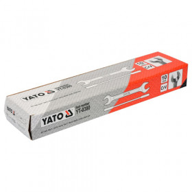 YATO YT-0380 ΓΕΡΜΑΝΙΚΑ ΚΛΕΙΔΙΑ ΣΕΤ 10ΤΕΜ