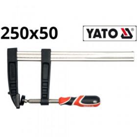 YATO YT-6443 ΣΦΙΓΚΤΗΡΑΣ ΜΑΡΑΓΚΩΝ 250x50ΜΜ