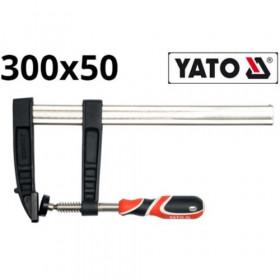 YATO YT-6444 ΣΦΙΓΚΤΗΡΑΣ ΜΑΡΑΓΚΩΝ 300x50ΜΜ
