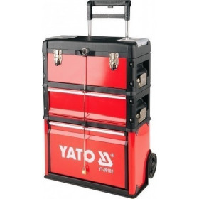 YATO YT-09102  ΕΡΓΑΛΕΙΦΟΡΕΑΣ ΤΡΟΧΗΛΑΤΟΣ