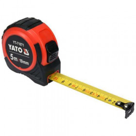 YATO YT-71071 ΜΕΤΡΟ 5MX19mm