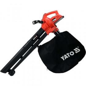 YATO YT-85175 ΦΥΣΗΤΗΡΑΣ ΚΗΠΟΥ ΜΠΑΤΑΡΙΑΣ 2 x 18v SOLO
