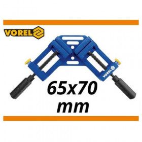 VOREL 38751 ΜΕΓΓΕΝΗ ΓΩΝΙΑΚΉ 65mm