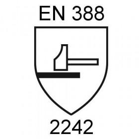 VOREL 74146 ΓΑΝΤΙΑ ΕΡΓΑΣΙΑΣ LATEX/POLYESTER Νο.10