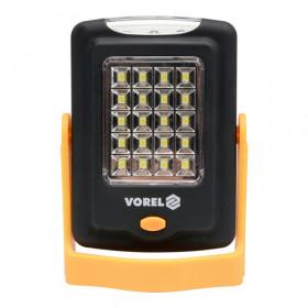 VOREL 82730 ΦΑΚΟΣ ΜΑΓΝΗΤΙΚΟΣ 20+3 LED