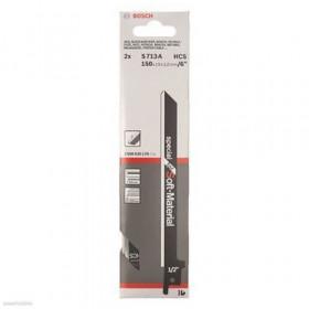 BOSCH S713A HCS ΣΠΑΘΟΛΑΜΑ SPECIAL FOR SOFT MATERIAL (2 TEM)