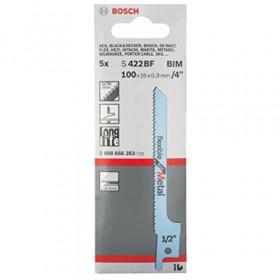 BOSCH S422BF ΣΠΑΘΟΛΑΜΑ FLEXIBLE FOR METAL (ΤΙΜΗ ΛΑΜΑΣ)