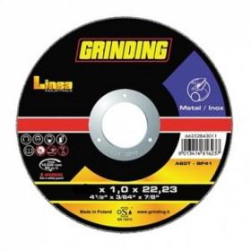 ΔΙΣΚΟΣ ΚΟΠΗΣ ΙΝΟΧ 125x1 LINEA grinding