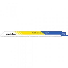 METABO S 1122 VF 225mm ΛΑΜΑ ΜΕΤΑΛΛΟΥ & ΞΥΛΟΥ ΣΠΑΘΟΣΕΓΑΣ (ΤΙΜΗ ΛΑΜΑΣ)